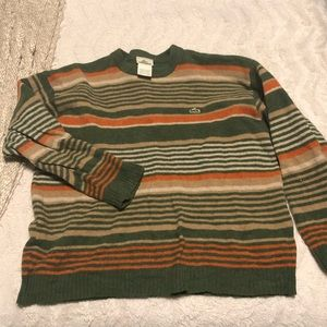 Vintage Lacoste Wool Sweater S